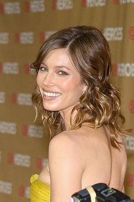 Jessica Biel Photograph - Jessica Biel At Arrivals For All-star by Everett