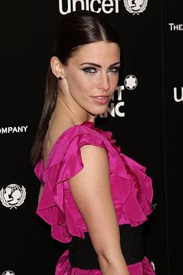 Jessica Lowndes Photograph - Jessica Lowndes In Attendance For The by Everett