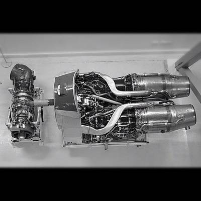 Jet Photograph - Jet Engine #jet #engine #rollsroyce by Leon McMahon