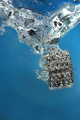 Jewelry Print by Mark Ashkenazi
