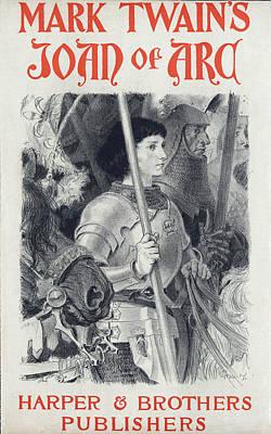 Joan Of Arc, By Mark Twain Print by Everett