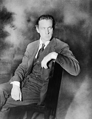 John Barrymore, Ca. 1924 Print by Everett