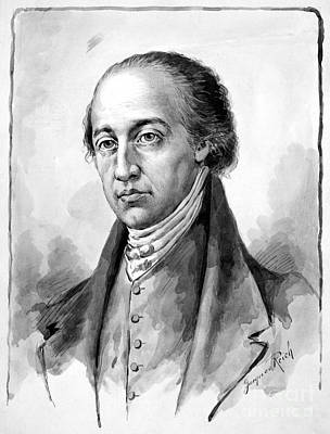Lapel Photograph - John Filson (c1747-1788) by Granger