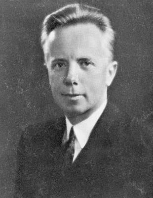 John Northrop, Us Aviation Pioneer Print by Science, Industry & Business Librarynew York Public Library