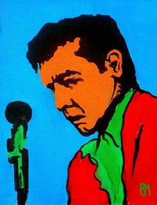 Johnny Pop II Original by Pete Maier