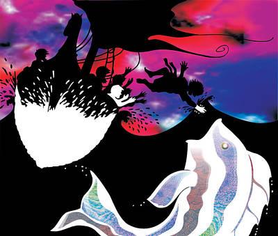 Jonah Digital Art - Jonah by Merrill Miller