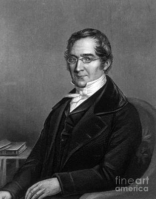 Joseph Gay-lussac, French Chemist Print by Science Source