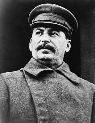 Joseph Stalin 1879-1953, Leader Print by Everett