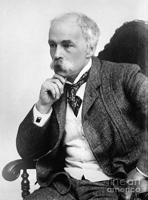 Julian Hawthorne (1846-1934) Print by Granger