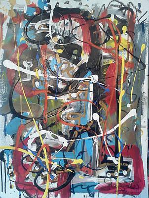 July 9 2012-5 Print by Gustavo Ramirez