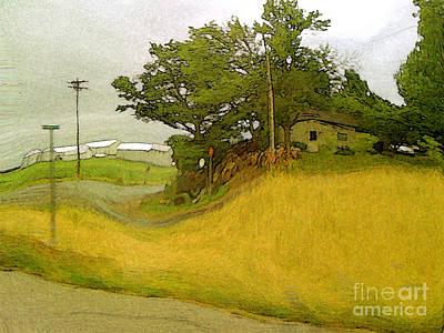 Junk Hill Farm Original by Charlie Spear