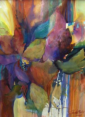 Painting - Just One Bird by Therese Fowler-Bailey
