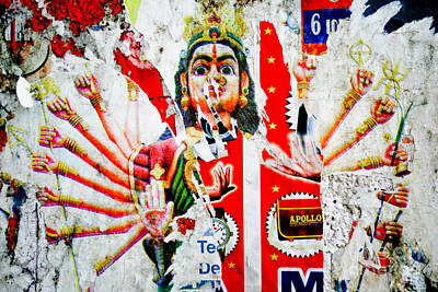 Durga Photograph - Kaliyuga by Dev Gogoi
