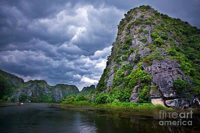 Binh Photograph - Karst Rock by MotHaiBaPhoto Prints
