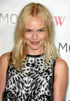 Kate Bosworth At Arrivals For Moca 30th Print by Everett