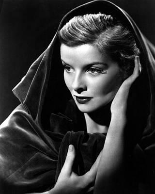Katharine Hepburn Photograph - Katharine Hepburn, 1936 by Everett