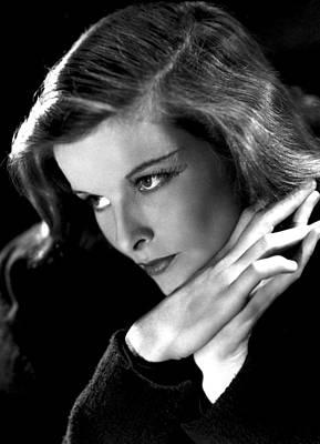 Katharine Hepburn Photograph - Katharine Hepburn. Ca. 1930s by Everett