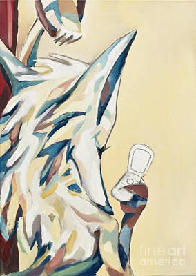 Fairy Tale Painting - Keitai by Florian Divi