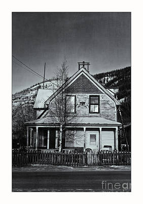Old House Photograph - King Street by Priska Wettstein