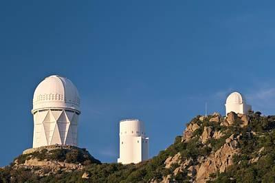 Kitt Peak National Observatory Print by David Nunuk