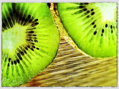 Kiwi Digital Art - Kiwi by Olivier Calas