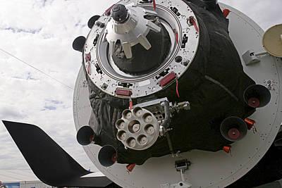 Kliper Spacecraft Rockets Print by Ria Novosti