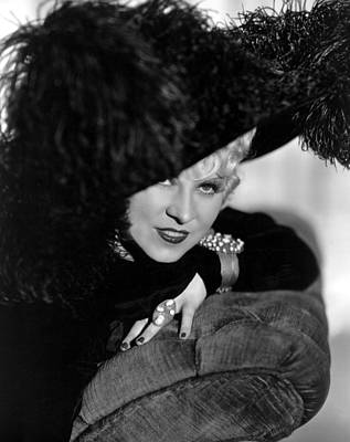 Klondike Annie, Mae West, 1936 Print by Everett