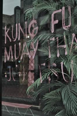 Photograph - Kung Fu by Todd Sherlock