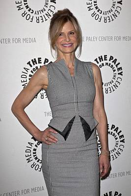 At A Public Appearance Photograph - Kyra Sedgwick Wearing An Antonio by Everett