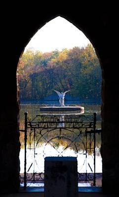 Lake Angel Print by Bill Cannon