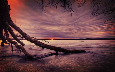 Lake Neatahwanta Print by Everet Regal