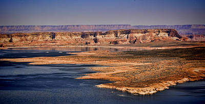 Landscape Photograph - Lake Powell by Heather Applegate