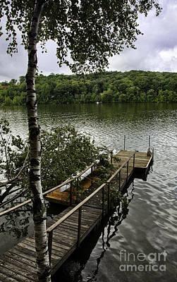 Lake Waramaug Photograph - Lake Waramaug by Madeline Ellis
