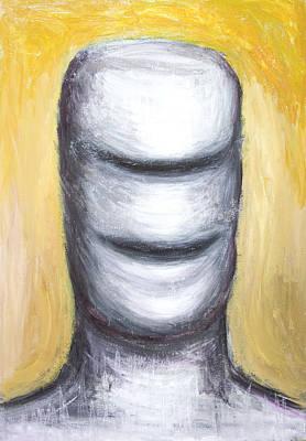 Cyclops Painting - Laughing Cyclops by Kazuya Akimoto