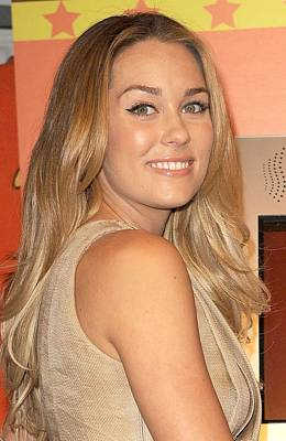 Lauren Conrad At A Public Appearance Print by Everett