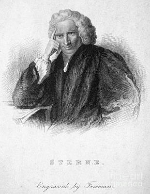 Laurence Sterne Print by Granger