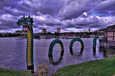 Lego Sea Dragon Original by Jason Blalock