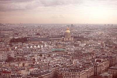 Development Of Life Photograph - Les Invalides by Nico De Pasquale Photography