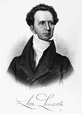 Levi Lincoln (1749-1820) Print by Granger