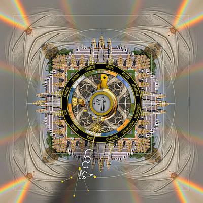 Angkor Digital Art - Libra Tolaa by Bruno Levy