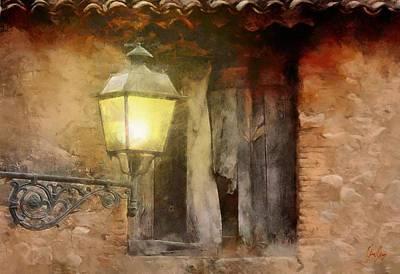 Light By The Window  Print by Marcin and Dawid Witukiewicz