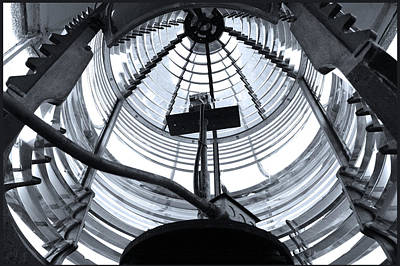 Lighthouse Photograph - Light House Mechanics by LeeAnn McLaneGoetz McLaneGoetzStudioLLCcom