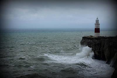 Spain Photograph - Lighthouse by Kevin Flynn