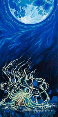 Lilitu Print by Jenny Troolines