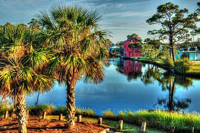 Little Lagoon Bayou Original by Michael Thomas