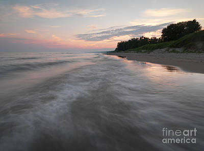 Nature Photograph - Long Point Beach by Oleksiy Maksymenko