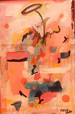 Walmart Painting - Love by Ashley Brake