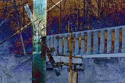 Loveland Bridge Print by Robert Glover