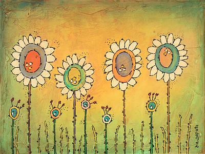 Loving Spring Original by Isa  Zapata