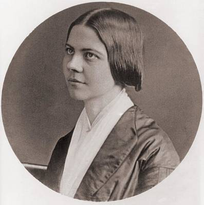 Lucy Stone, 1818-1893, American Print by Everett